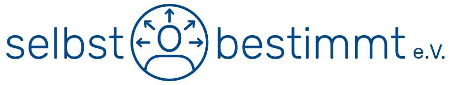 selbst.bestimmt e.V. Logo